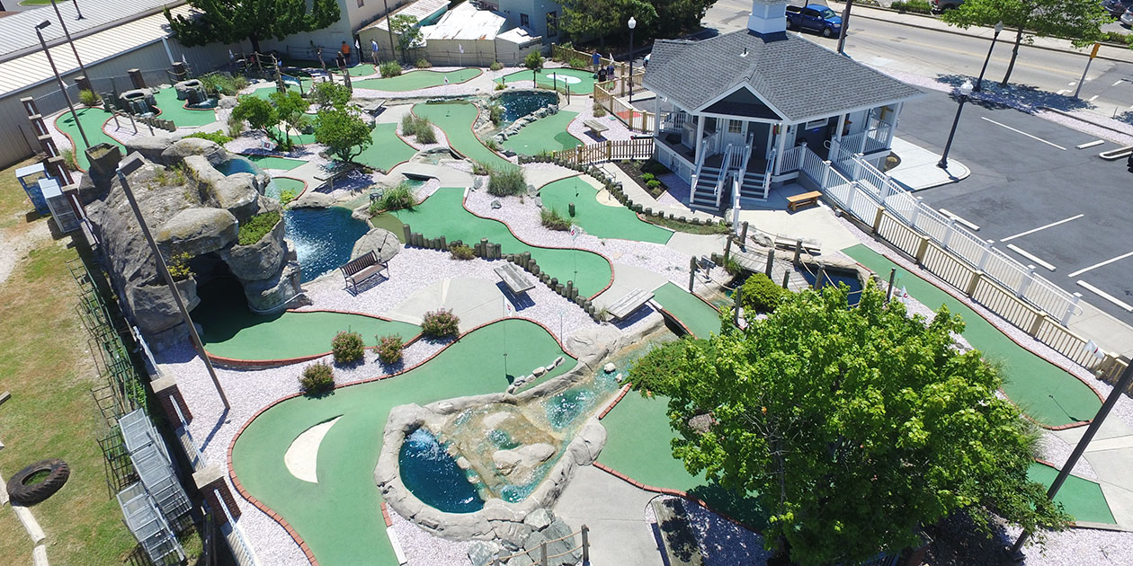 Cape May Mini Golf