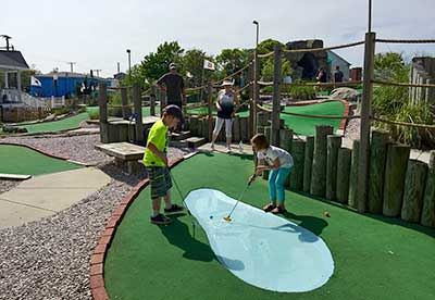 Cape May Miniature Golf